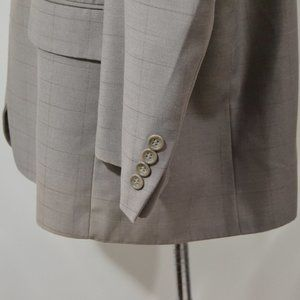 Caravelli Suits & Blazers - Caravelli 48L Sport Coat Blazer Suit Jacket Gray W